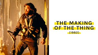 Video The Making Of The Thing (1982) MP3, 3GP, MP4, WEBM, AVI, FLV Oktober 2017