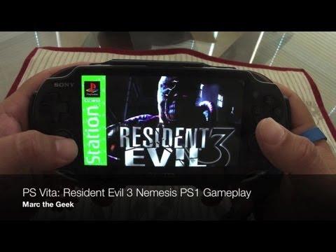 resident evil 3 nemesis para playstation 3