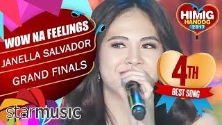 Download Lagu Janella Salvador - Wow Na Feelings   Himig Handog 2017 (Grand Finals) Mp3