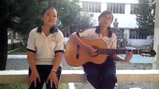 """2 em gái Việt hát """"Stronger"""" Cực hay,cực chất"""