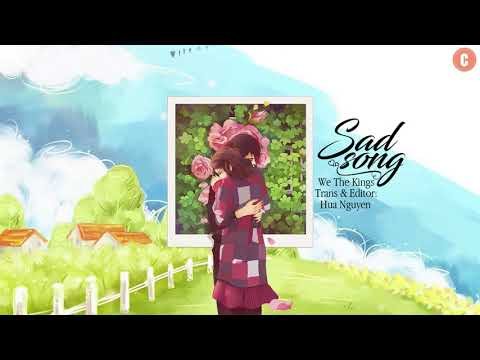 [Lyrics + Vietsub] Sad Song - We The Kings - Thời lượng: 3 phút, 47 giây.