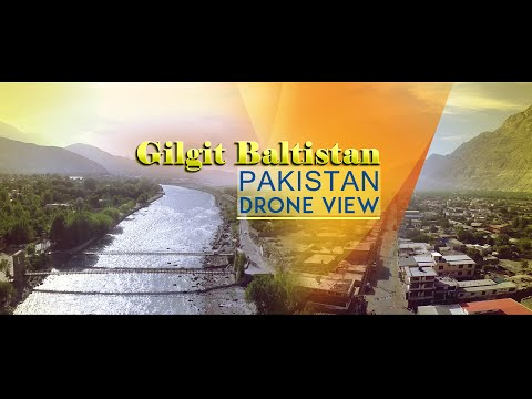 Gilgit Valley in Pakistan | Cinematic Drone Footage | Discover Pakistan | MP Aerial