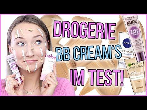 6 DROGERIE BB CREAMS IM TEST - WELCHE IST DIE BESTE?