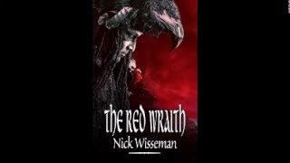 Author Reading: The Red Wraith