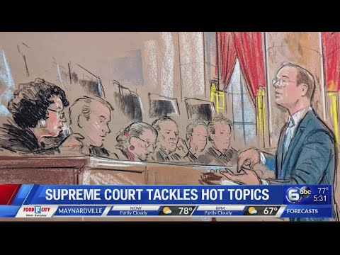 Ask Isaacs: Supreme Court abortion, LGBTQ cases
