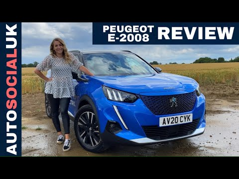 2020 Peugeot E2008 review - A innovative electric compact SUV