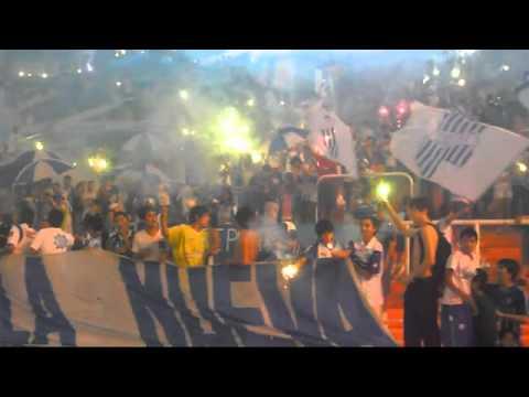 Recibimiento Godoy Cruz vs. Atlético Nacional - La Banda del Expreso - Godoy Cruz