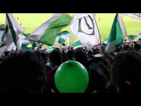 La hinchada popular (LDA) - Los Lokos de Arriba - León
