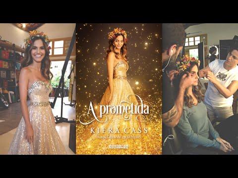 A Prometida: Making Of da Capa (Kiera Cass) | Editora Seguinte