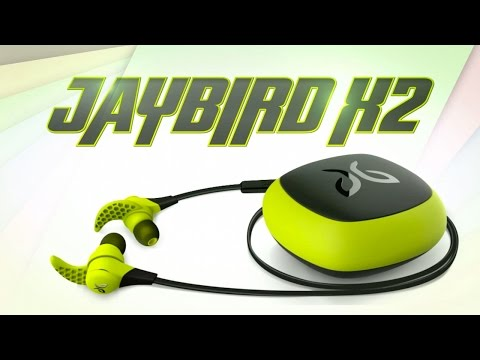 First Look Jaybird X2 Headphones