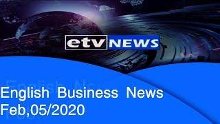 English Business News Feb,05/2020 letv