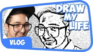 Video Draw My Life - EdhoZell (100K Subscribers!!) MP3, 3GP, MP4, WEBM, AVI, FLV Juli 2018