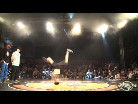 WORLD TEAM vs NINJA KAITEN | 3on3 | BATTLE VNR 2010