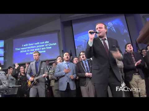 """In Jesus Name"" – FAC Sanctuary Choir"
