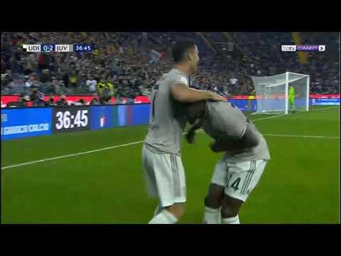 Udi nese. vs Juv entus 0-2 All goals & Ext.end High.lights 06/10/2018