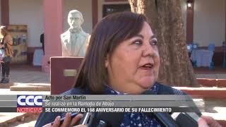 Acto por San Martín