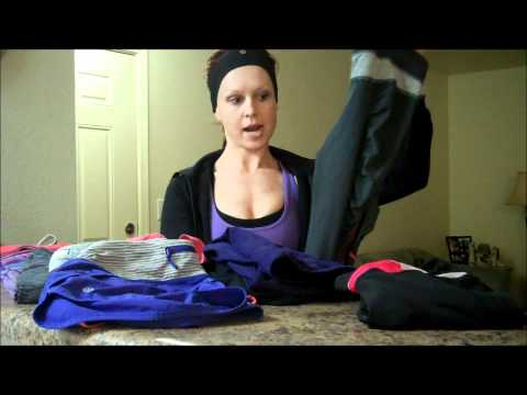 amanda compares #21 – Workout Clothes
