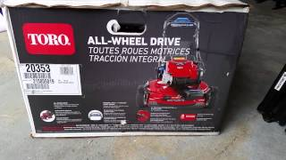 10. The Best Lawn Mower ---TORO RECYCLER 22 INCH AWD PERSONAL PACE MOWER