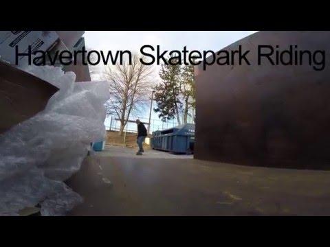 Havertown Skatepark Riding