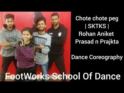 Chote chote peg | Sonu ke titu ki sweety | Dance choreography | FSD