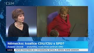 Vývoj v Německu po krachu jednání o nové vládě