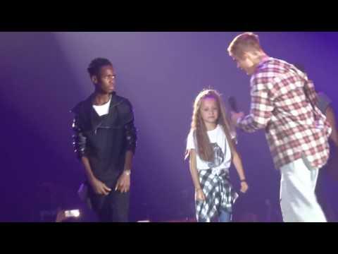 Justin Bieber- Children/Let Me Love You LIVE (Purpose Tour 2016)