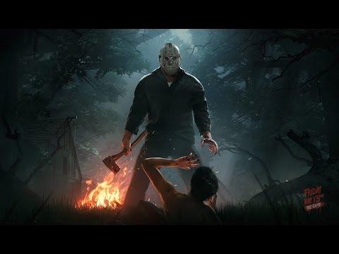 Friday the 13th: THE GAME СТРИМ, STREAM (Борон Бергер)