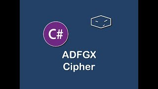 Code in C# of ADFGX Cipher.ADFGX cipher was used by the German Army during the World War I.Please Like and Share :)Download source code at:https://drive.google.com/file/d/0B61-MHkMYqM4eFgyWDJWZ2lNTUU/Play ListsSwifthttps://www.youtube.com/playlist?list=PLOGAj7tCqHx9C08vyhSMciLtkMSPiirYrAllhttps://www.youtube.com/channel/UCBGENnRMZ3chHn_9gkcrFuA/playlistsJavaScripthttps://www.youtube.com/playlist?list=PLOGAj7tCqHx_grLMl0A0yC8Ts_ErJMJftc#https://www.youtube.com/playlist?list=PLOGAj7tCqHx9H5dGNA4TGkmjKGOfiR4gkJavahttps://www.youtube.com/playlist?list=PLOGAj7tCqHx-ey9xikbXOfGdbvcOielRwAmazon Lumberyard Game Enginehttps://www.youtube.com/playlist?list=PLOGAj7tCqHx-IZssU8ItkRAXstlyIWZxq
