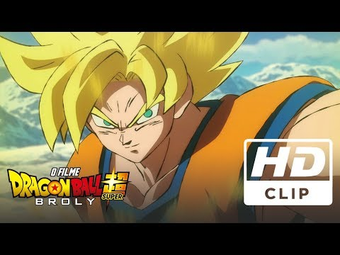 Kinoplex - Fox na CCXP18 - Dragon Ball Super Broly - 3 DE JANEIRO NOS CINEMAS (NOVA DATA)