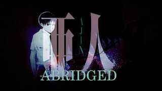 Nonton Ajin Abridged Episode 1   Main Character Kun Why Do You Run  Film Subtitle Indonesia Streaming Movie Download