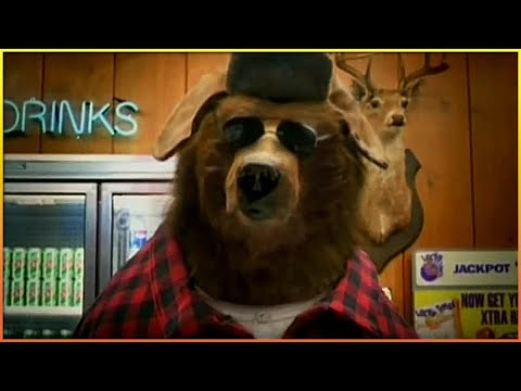 Funny Bear Commercials