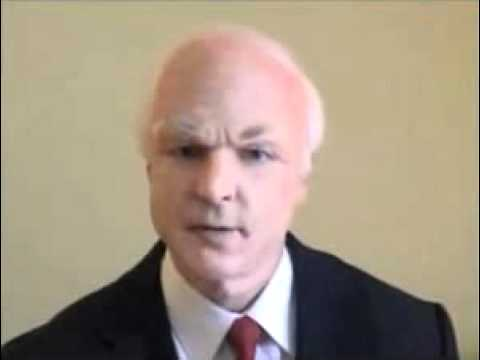 John McCain Impersonation by Top Corporate Comedian Frank King