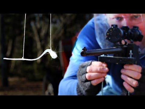 這群人用超高速攝影機拍下「魯珀特之淚VS子彈」的對決,結果揭曉的那個畫面太驚人了!