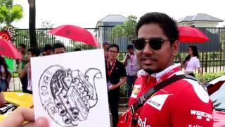 Video FESTIVAL OF SPEED | Ferrari 70th Anniversary INDONESIA | LaFerrari Aperta Launching MP3, 3GP, MP4, WEBM, AVI, FLV Juli 2017