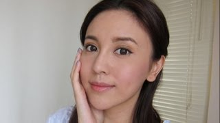 雨僑簡易上班妝 Simple And Clean Makeup For Work