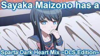 Video Sayaka Maizono has a Sparta Dark Heart Love Mix ~DLS Edition~ MP3, 3GP, MP4, WEBM, AVI, FLV Juni 2018