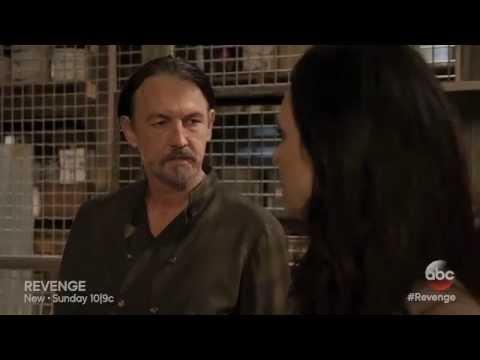 Revenge 4.13 (Clip 'Emily & Victoria Held Hostage')