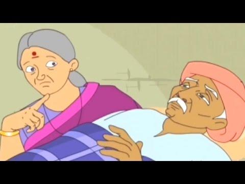 The Hidden Treasure – शेतात पुरलेले धन -Animation Moral Stories For Kids In Marathi-Chan Chan Goshti