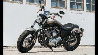 9. 2018 Harley-Davidson Sportster 1200 Custom