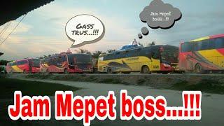 Video Aksi Maen kanan Bus Bus Sumatra menembus Kemacetan di Pagi hingga Malam Hari||Jam Mepet Boss...!!!! MP3, 3GP, MP4, WEBM, AVI, FLV Mei 2019