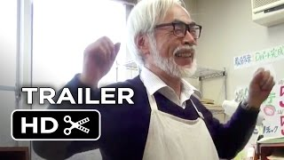 Nonton The Kingdom of Dreams and Madness Official US Release Trailer (2014) - Hayao Miyazaki Documentary HD Film Subtitle Indonesia Streaming Movie Download