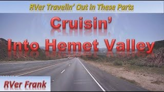Hemet (CA) United States  city photos gallery : Travelin' Out In These Parts, Road Trip to Hemet Ca.