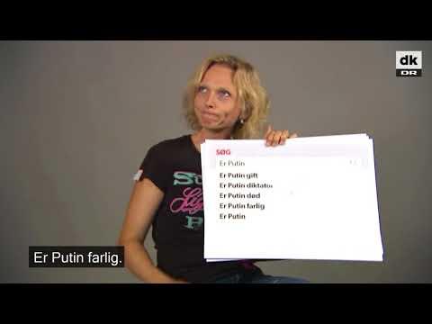 Få svar på de mest googlede spørgsmål om Vladimir Putin - DR Nyheder