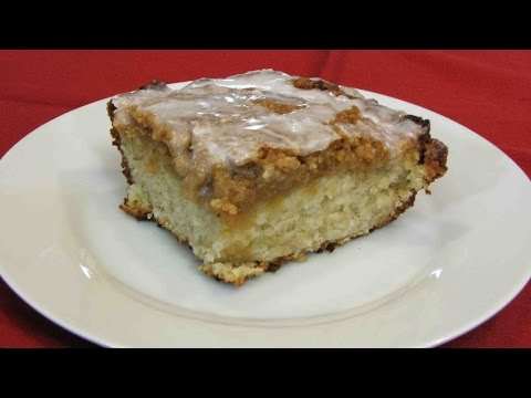 Banana Bread Crumb Cake – Lynn's Recipes