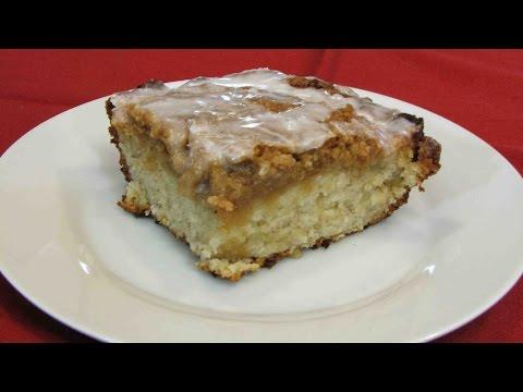 Banana Bread Crumb Cake – Lynn's Recipes