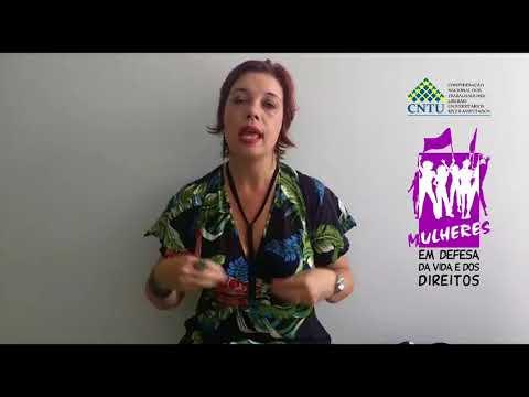 Homenagem ao 8 de março - Renata Mielli