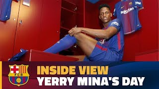 Download Video [BEHIND THE SCENES] 24 hours with Yerry Mina MP3 3GP MP4