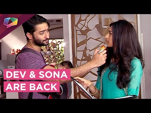 Dev And Sonakshi's Role Reversal   Shaheer And Eri