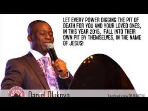 11 STRANGE PRAYER POINTS - DR DK OLUKOYA