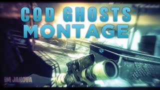 World's First Call Of Duty: Ghosts Sniper Montage (COD Ghosts Multiplayer Gameplay Montage)